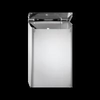 CWS MediLine Abfallbehälter 6 L Edelstahl fein gebürstet